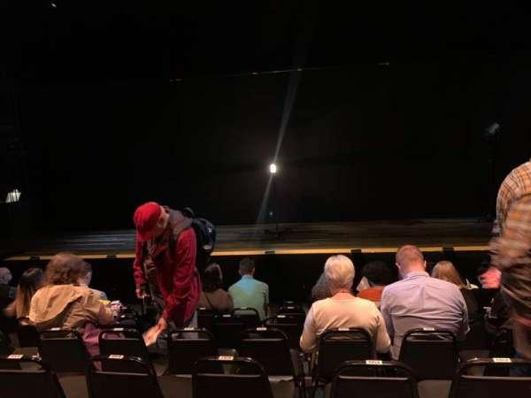 Daryl Roth Theatre, secção: OrcH C, fila: G, lugar: 105