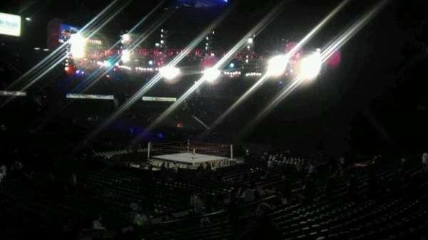 Allstate Arena, secção: 113, fila: S, lugar: 9