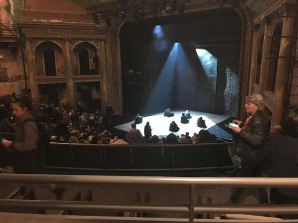 The Harvey Theater at The Brooklyn Academy Of Music, secção: Orchestra Rear, fila: P, lugar: 130