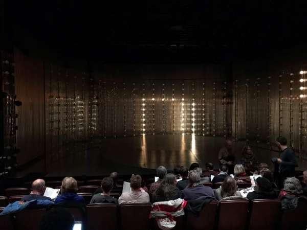 Mainstage Theatre at Playwrights Horizons, secção: Mainstage, fila: F, lugar: 10