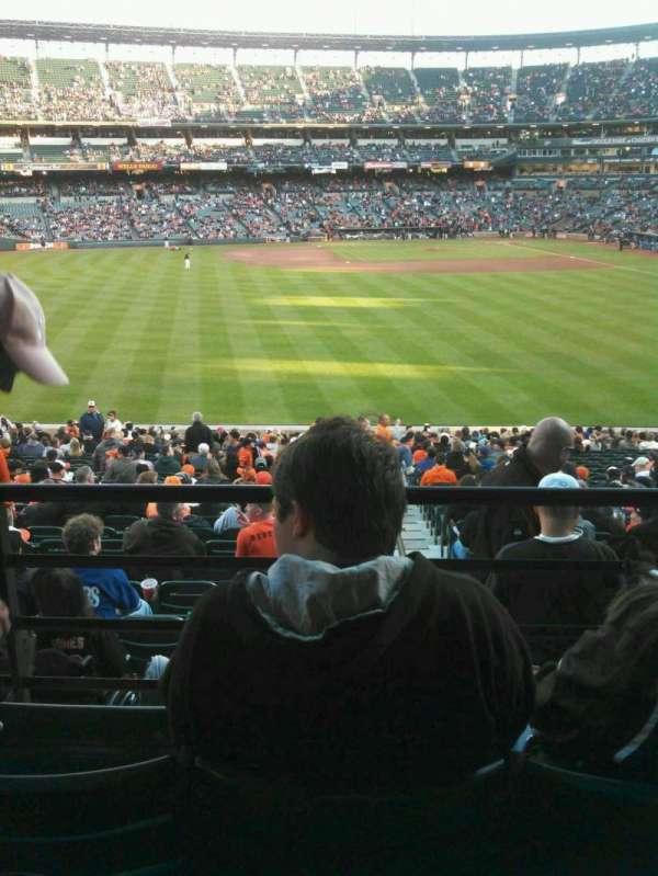 Oriole Park at Camden Yards, secção: 85, fila: 3, lugar: 16
