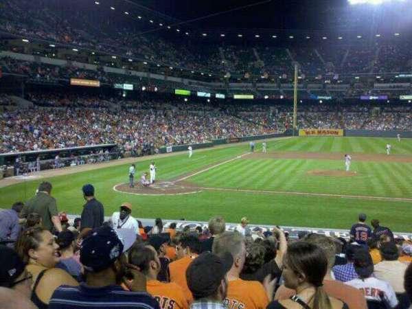 Oriole Park at Camden Yards, secção: 24, fila: 19, lugar: 7