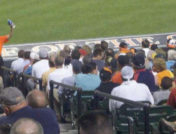 Oriole Park at Camden Yards, secção: 26, fila: 24, lugar: 3