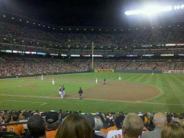 Oriole Park at Camden Yards, secção: 16, fila: 22, lugar: 14