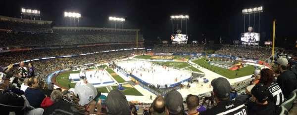 Dodger Stadium, secção: 24RS, fila: E, lugar: 10