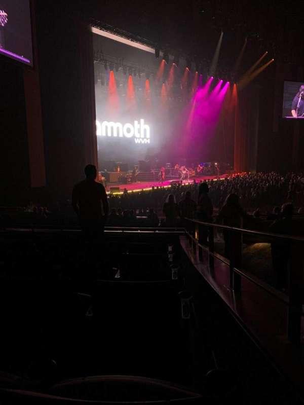 Hard Rock Live At Seminole Hard Rock, secção: 117, fila: F, lugar: 15