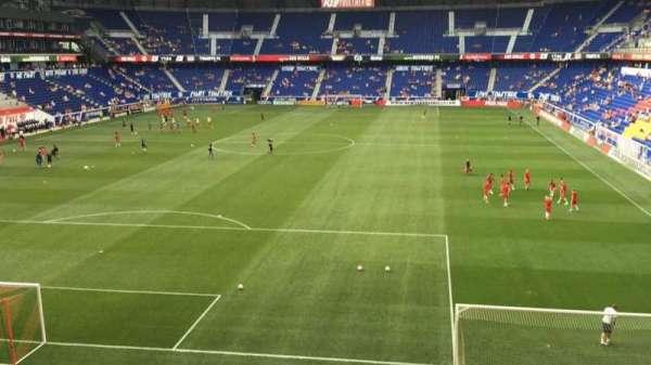 Red Bull Arena (New Jersey), secção: 233, fila: 1, lugar: 13