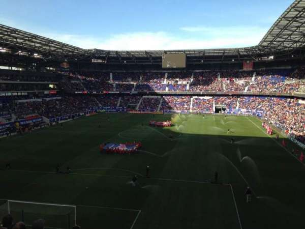 Red Bull Arena, secção: 233, fila: 6, lugar: 17