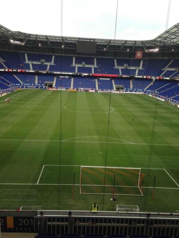 Red Bull Arena (New Jersey), secção: 201, fila: 6, lugar: 21