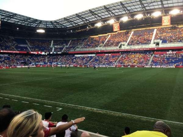 Red Bull Arena (New Jersey), secção: 108, fila: 5, lugar: 13