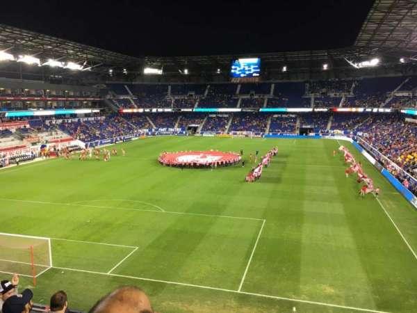 Red Bull Arena (New Jersey), secção: 233, fila: 5, lugar: 1