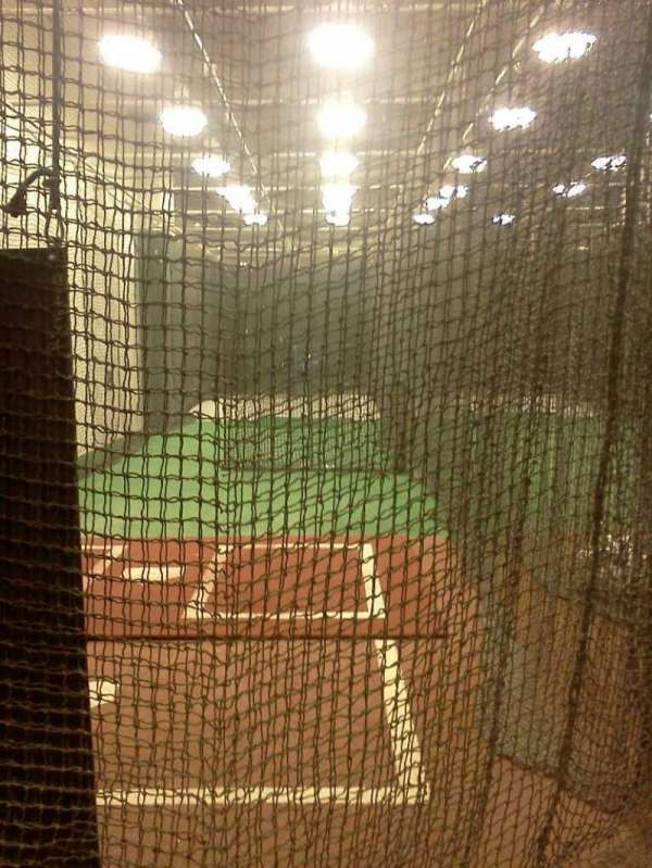 Chase Field, secção: Batting Cage