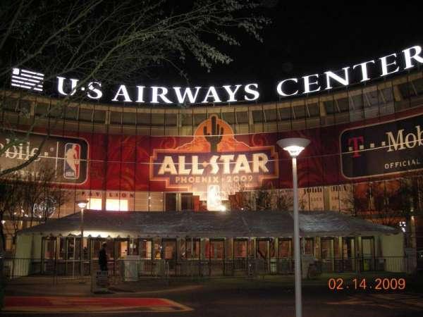 PHX Arena, secção: Main Entrance