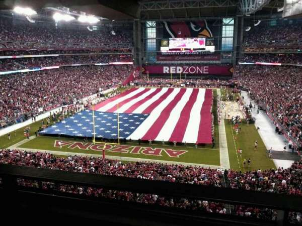 State Farm Stadium, secção: 424