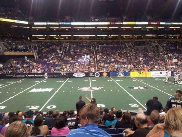 PHX Arena, secção: 115, fila: 12, lugar: 4