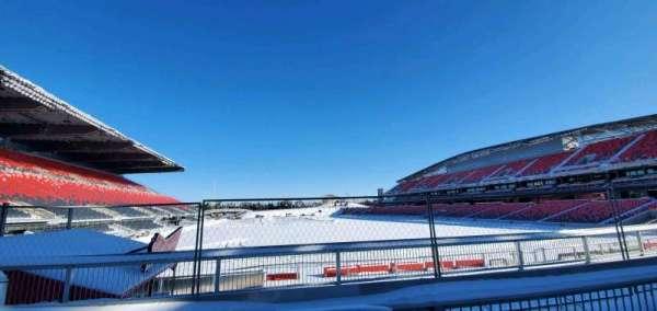 TD Place Stadium, secção: W4