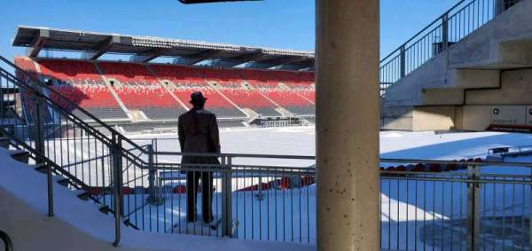 TD Place Stadium, secção: Z