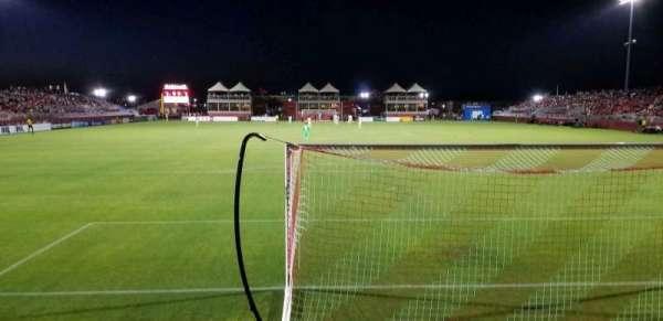 Phoenix Rising FC Soccer Complex, secção: G/A, fila: 1