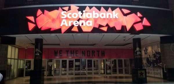 Scotiabank Arena, secção: Gate 1