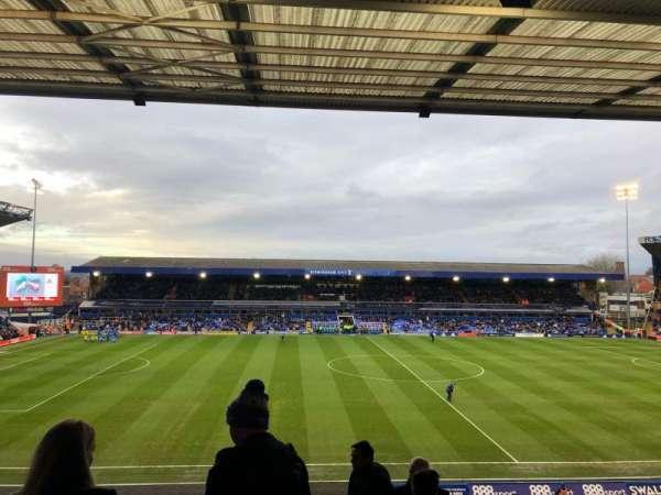 St Andrew's Stadium, secção: International Suite, fila: 6, lugar: 53