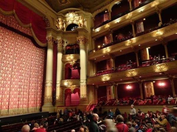Academy of Music, secção: Parquet Box
