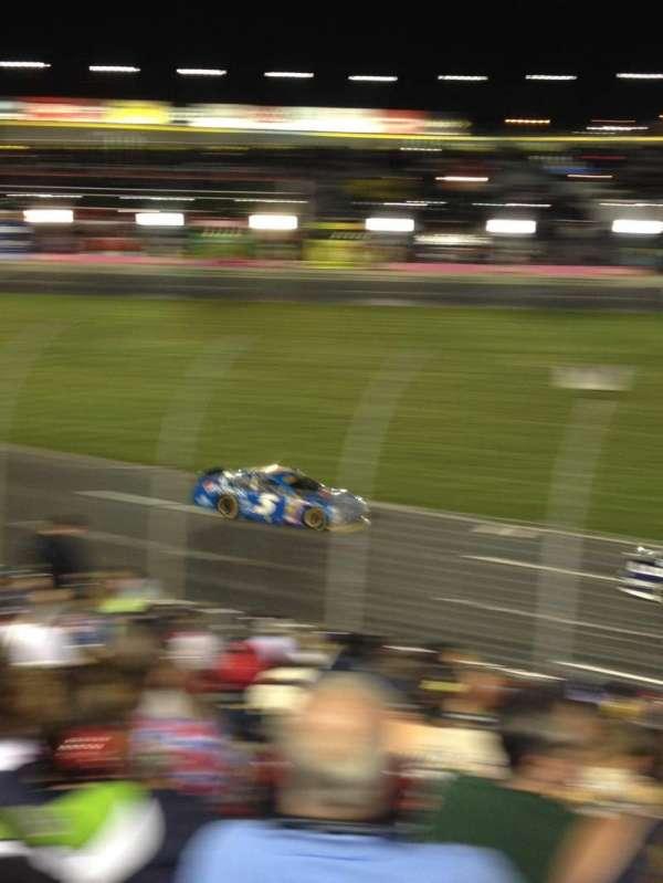 Charlotte Motor Speedway, secção: Chrysler