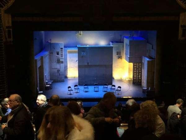 Ed Mirvish Theatre, secção: Mezz, fila: J, lugar: 127