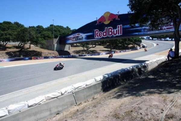 WeatherTech Raceway Laguna Seca, secção: Turn 8a