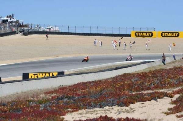 WeatherTech Raceway Laguna Seca, secção: Turn 9