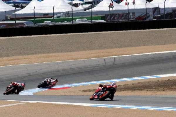 WeatherTech Raceway Laguna Seca, secção: Turn 10