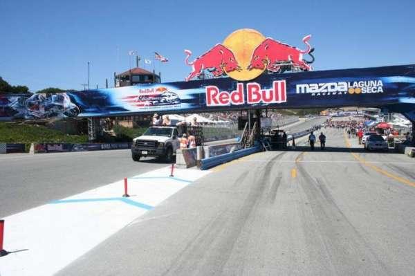 WeatherTech Raceway Laguna Seca, secção: Turn 1