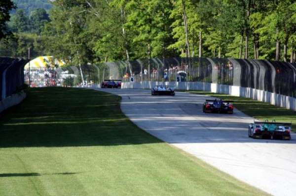 Road America, secção: Turn 4