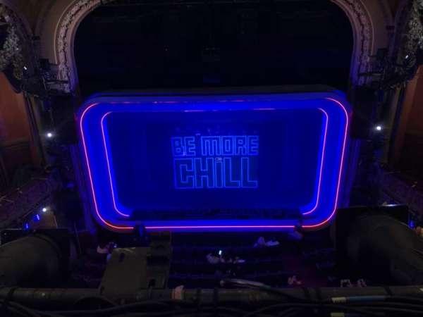 Lyceum Theatre (Broadway), secção: Balcony C, fila: A, lugar: 106