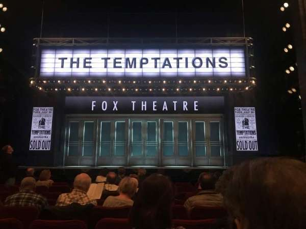Imperial Theatre, secção: Orch, fila: G, lugar: 109