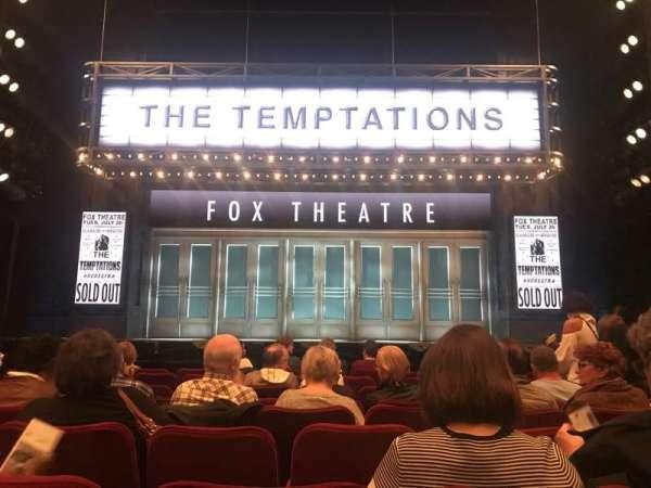 Imperial Theatre, secção: Orchestra C, fila: G, lugar: 109