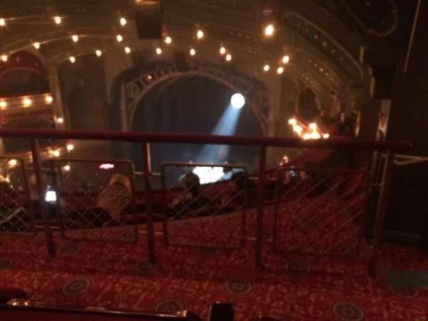 Lyric Theatre, secção: Balcony, fila: D, lugar: 22-24