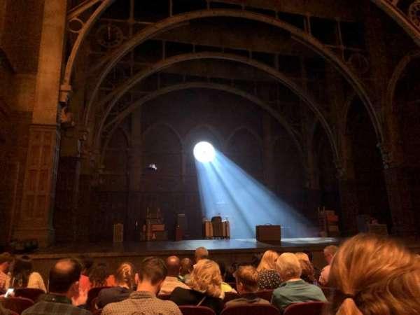 Lyric Theatre, secção: Orchestra L, fila: G, lugar: 13