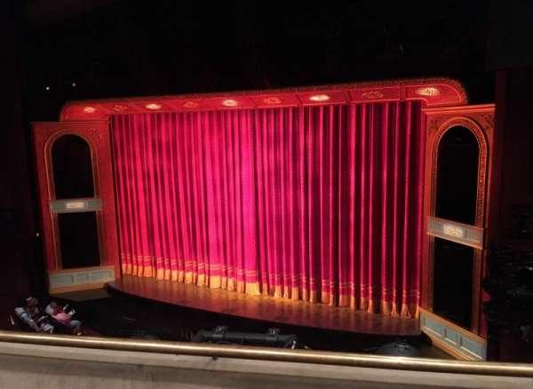 Marquis Theatre, secção: Mezzanine R, fila: B, lugar: 10