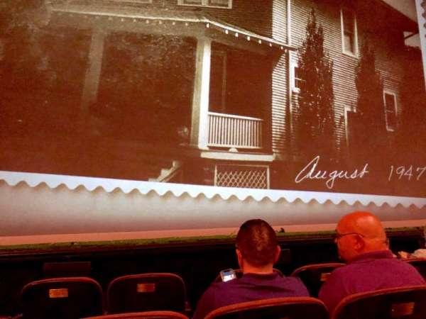 American Airlines Theatre, secção: Orchestra C, fila: C, lugar: 110