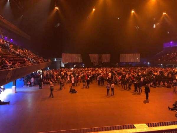 Ziggo Dome, secção: 107, fila: 2, lugar: 246