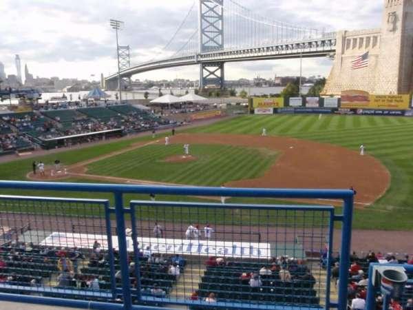 Campbell's Field, secção: Bridge Suite