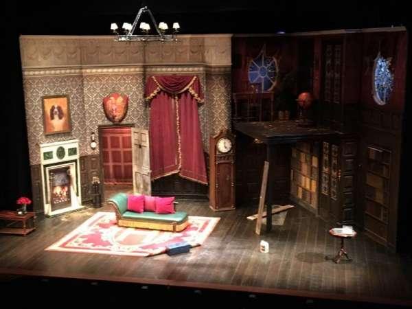 Lyceum Theatre (Broadway), secção: Mezzanine C, fila: A, lugar: 101