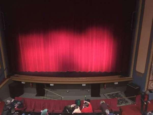 Peoples Bank Theatre, secção: Mezzanine, fila: AA, lugar: 102