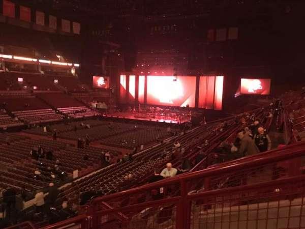 Value City Arena, secção: 227, fila: C, lugar: 1