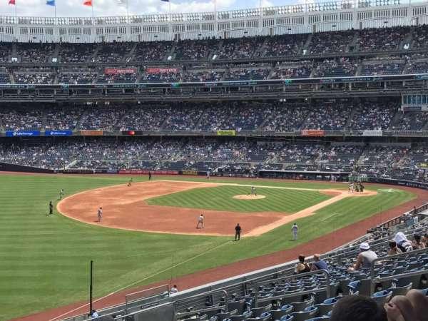 Yankee Stadium, secção: 230, fila: 14, lugar: 15