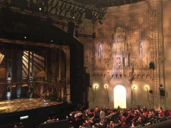 Orpheum Theatre (San Francisco), secção: Loge LC, fila: A, lugar: 113