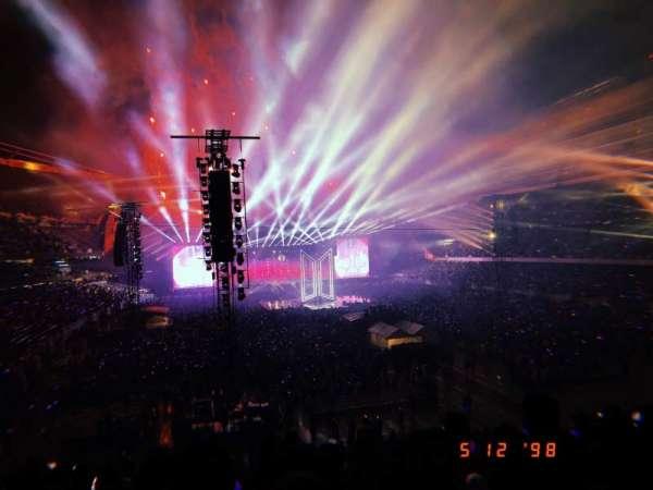 Soldier Field, secção: 224, fila: 11, lugar: 7