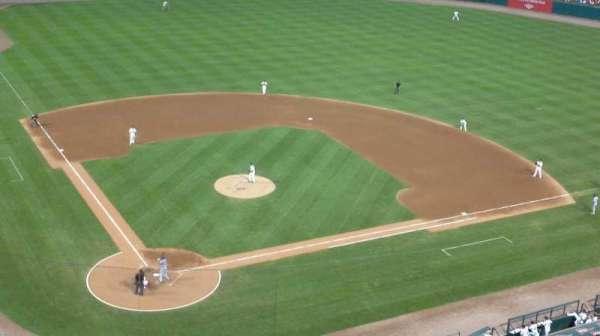 Busch Stadium, secção: 448, fila: 1, lugar: 13