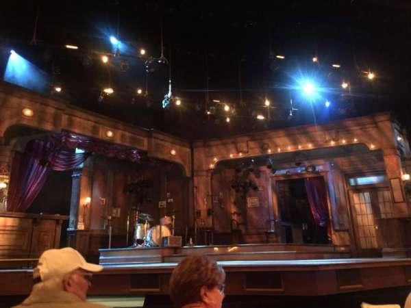 Bernard B. Jacobs Theatre, secção: Orchestra C, fila: D, lugar: 114