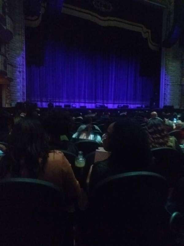 The Met Philadelphia, secção: Orchestra 3, fila: RR, lugar: 9